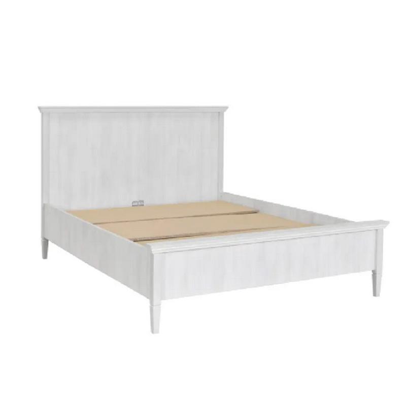 krevet, od medijapana, beli
