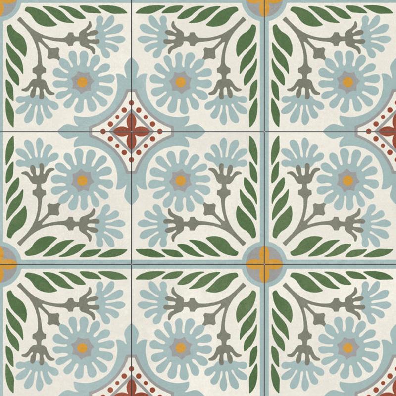lux plocice, aparici, porcelanske plocice, dizajn, sarene plocice, spanske plocice, plave