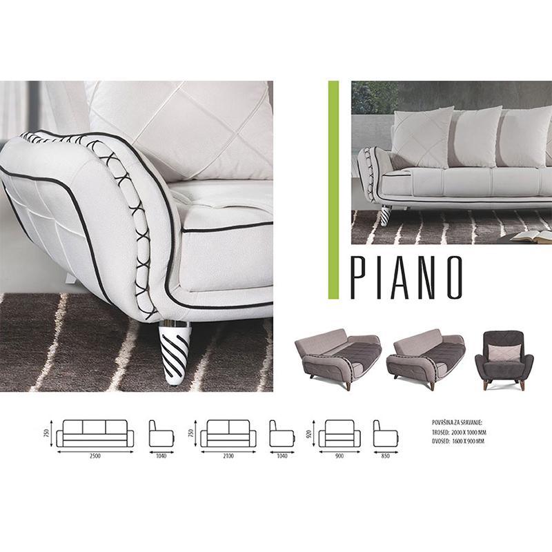 sofa, trosed, za dnevnu sobu